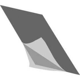 Feuilles bi-adhésives 700mm X 1000mm pack de 100 feuilles