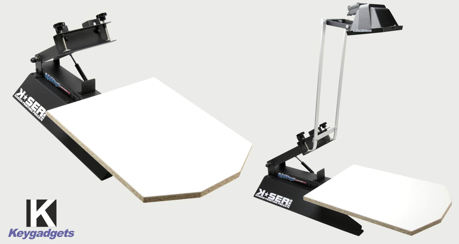 Screen Printing Press with DIY Kit